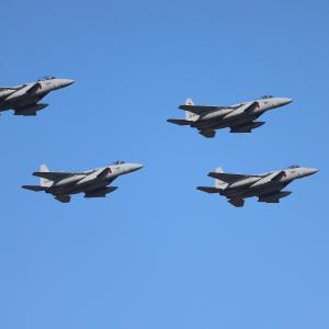 小松基地航空祭2019 ~航空自衛隊F-15 vs アメリカ空軍F-16 Demo Team~