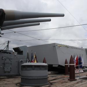 US NAVY BB-62 戦艦ニュージャージー見学  Part.2