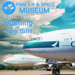 ツーソン・ピマ航空宇宙博物館がさらに進化して営業再開!
