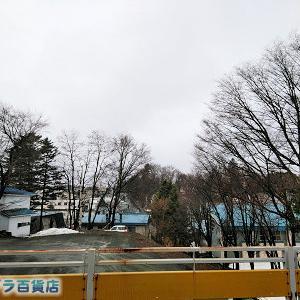 朝から霙?雪降りの北見です〓【ショップきたみさん!】新装開店