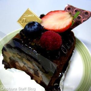 おやつ:菓子處大丸「洋菓子ケーキ」
