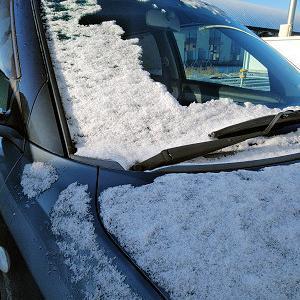 今朝の北見は雪景色〓【ショップきたみさん!】玉ねぎ・じゃがいも・3種のレトルトカレーをご案内中