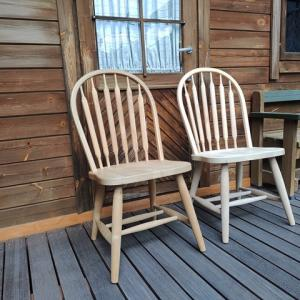 Whittier社製椅子キットの組み立て(5・6脚目)