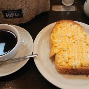 HIRO COFFEEいながわ モーニング