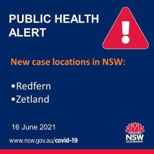 シドニーでコロナ感染者只今1人