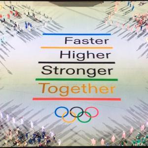 東京オリンピック開催しました