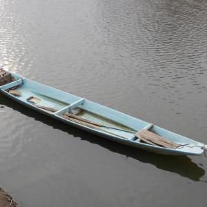 和船は美しい(菅生沼)