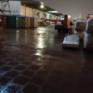 夜の厦門港