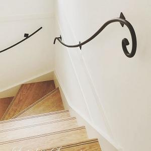 階段手すりご使用頂きました。