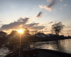 2020琵琶湖生態調査(2020.3/23)