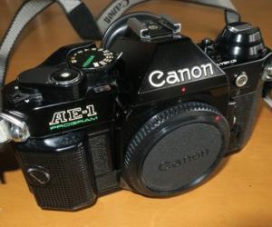 Canon AE-1 Program シャッター鳴き 修理してみました