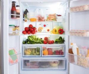 やっと着手 冷蔵庫の掃除