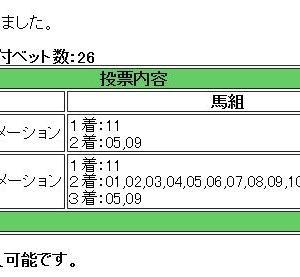 小倉4R勝負!