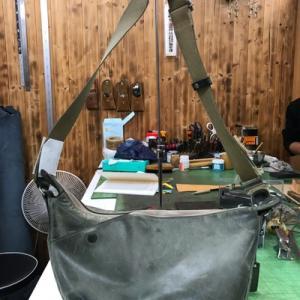 鞄 ファスナー修理