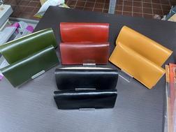財布、革製品小物