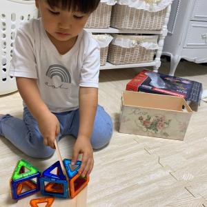 息子のお気に入りのおもちゃ♡3歳誕生日プレゼント悩む