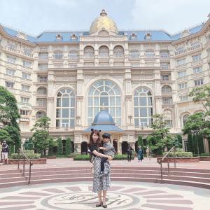 ディズニーランドホテル宿泊♡