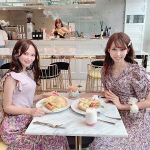 代官山のおしゃれカフェ♡