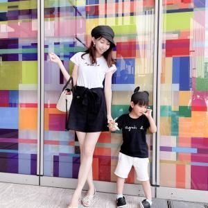 【親子リンク】アニエス・ベーのTシャツ♡リトミック