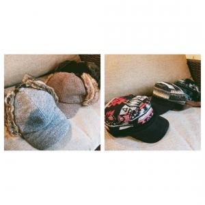 【new item】秋冬の帽子たちが入荷です
