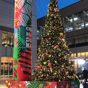 横浜Iさんのグレンチェックマフラーがとっーてもス・テ・キ!!+仙台駅前クリスマスイルミネーション