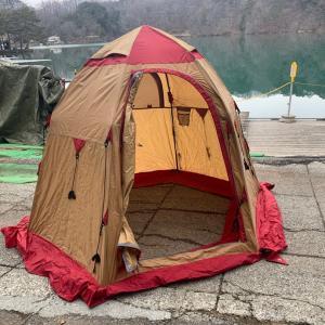 スノーピーク中古テント