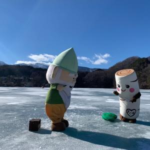松原湖1月19日釣果情報