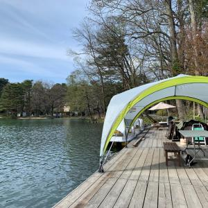 ゴールデンウィークのへら鮒釣果と松原湖