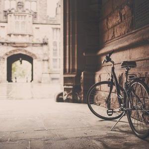 短篇小説「自転車通学者の恋」