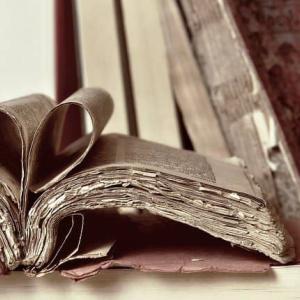 破くまえに読む