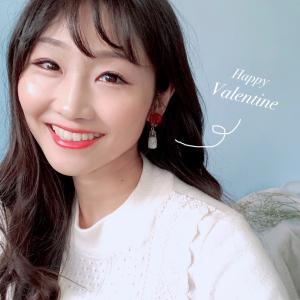 【休日】バレンタイン・いちごブュッフェ♡・・・・☆