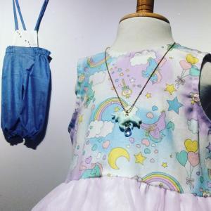 ユニコーンドレス・・・・☆