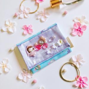 ポケットティッシュケース・プリンセス・・・・☆