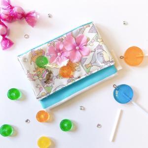 ポケットティッシュケース・キャンディ・・・・☆