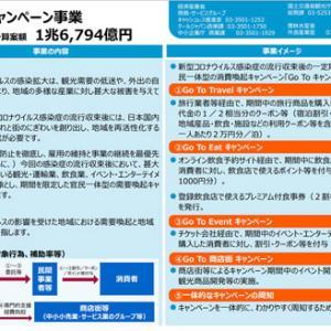 1人・1泊2万円が助成される「Go To トラベルキャンペーン」の詳細が明らかに!