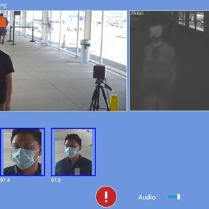 NECは、ハワイの5空港に生体認証・映像分析技術とサーマルカメラを組み合わせた感染症対策ソリューションを提供!