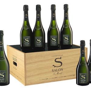 JALは、国際線ファーストクラス提供の奇跡のシャンパンを販売、その価格は驚き、1,100,000円 (税込)!