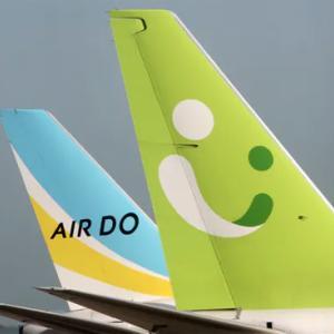 遂に国内航空会社の再編が、AIRDOとソラシドエアが経営統合!