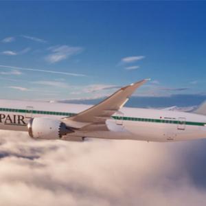ZIPAIR は、ホノルル線運航再開を発表、10日間自己隔離免除も!