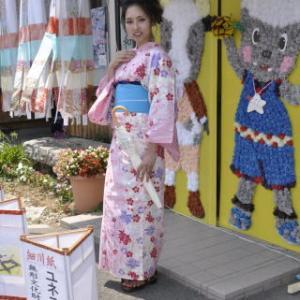 埼玉県小川町 七夕 浴衣モデル 撮影会 2014年7月27日開催