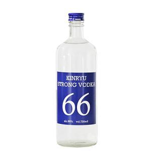 キンリュウ ストロング ウォッカ66 720ml 66度(高濃度アルコール)