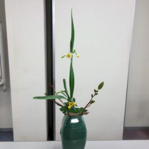 丸専講習会のお花~小品花