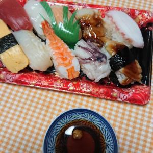お寿司…。