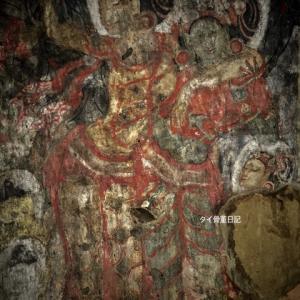 バガンで見た壁画(後編)