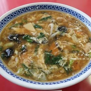中国料理 滋味菜館@西白河郡西郷村