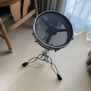 練習用サイケなドラム。