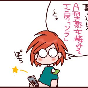 魔法の梅味噌屋さん(A型)