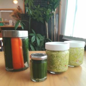 8月5日(水)「お酢を使わない天然ピクルス&ザワークラウト作り」教室を開催します!<美肌ランチ付けられます>
