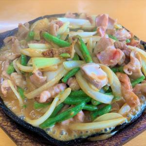 青森県三沢市 地元に愛される人気の食堂、オガショクこと小笠原食堂へ行ってきました。