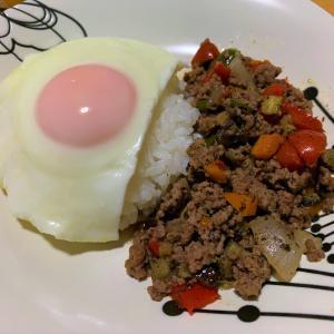タイ料理 柴T流ガパオライスの作り方(レシピ付き)